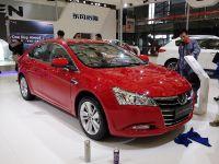 Luxgen 5 Sedan Shanghai 2013