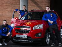 Manchester United Chevrolet Trax