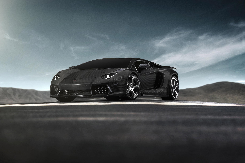 Mansory Карбонадо Lamborghini Aventador LP700-4 - фотография №1