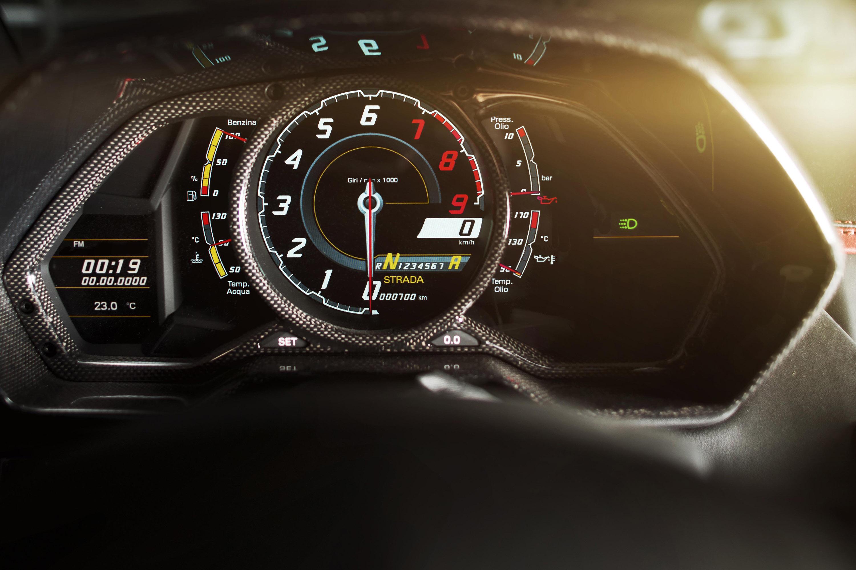 Mansory Карбонадо Lamborghini Aventador LP700-4 - фотография №4