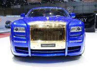MANSORY Rolls Royce Ghost Geneva 2010