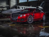 Mansory Sanguis Bentley Continental GT