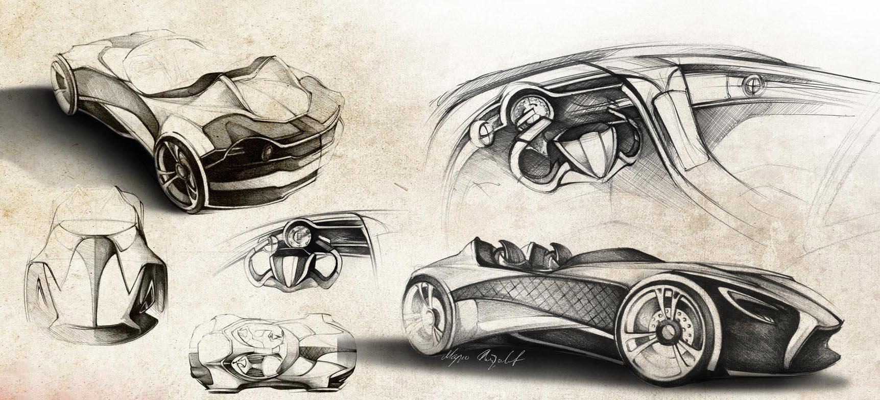 всегда уместны как дизайнеры рисуют эскизы спорткаров фото гордостью демонстрирует широкую