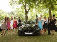 Maserati at Salon Prive Ladies Day
