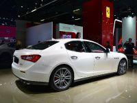 Maserati Ghibli Frankfurt 2013
