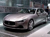 Maserati Ghibli Paris 2014