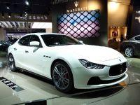 Maserati Ghibli Shanghai 2013