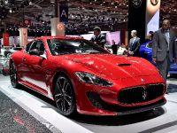 Maserati Gran Turismo MC Stradale Paris 2014