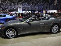 Maserati GranCabrio Fendi Edition Geneva 2012