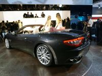 Maserati GranCabrio Frankfurt 2009