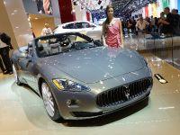 Maserati GranCabrio Frankfurt 2011