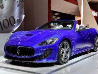 Maserati GranCabrio Paris 2014