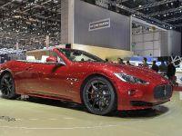 Maserati GranCabrio Sport Geneva 2011