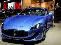 Maserati GranTurismo Sport Geneva 2012