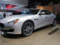 Maserati Quattroporte Detroit 2013