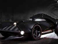 Mattel Hot Wheels Darth Vader Car