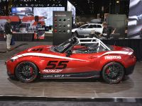 Mazda 2016 Global MX-5 Cup Race Car Chicago 2015