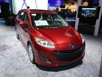 Mazda 5 Detroit 2013