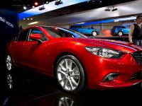 Mazda 6 Moscow 2012