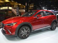 Mazda CX-3 Chicago 2015