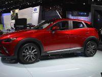 Mazda CX-3 Detroit 2015