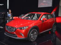 Mazda CX-3 Los Angeles 2014