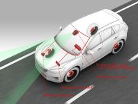 Mazda CX-5 with Smart City Brake Support
