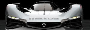 2015 Mazda LM55 Vision Gran Turismo