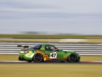 Mazda MX-5 GT4 Race Car