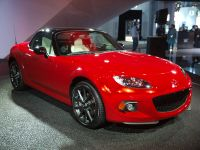Mazda MX-5 Miata 25th Anniversary Edition New York 2014