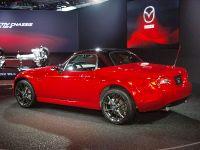 Mazda MX-5 Miata 25th Anniversary Edition New York 2014
