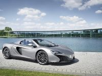 McLaren MSO 650S Spider Concept