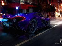 McLaren P1 Hypercar Concept Render