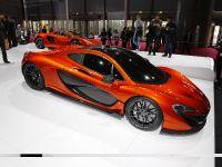 McLaren P1 Paris 2012