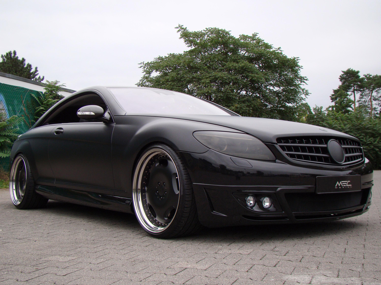 MEC Design Mercedes-Benz CL - фотография №1