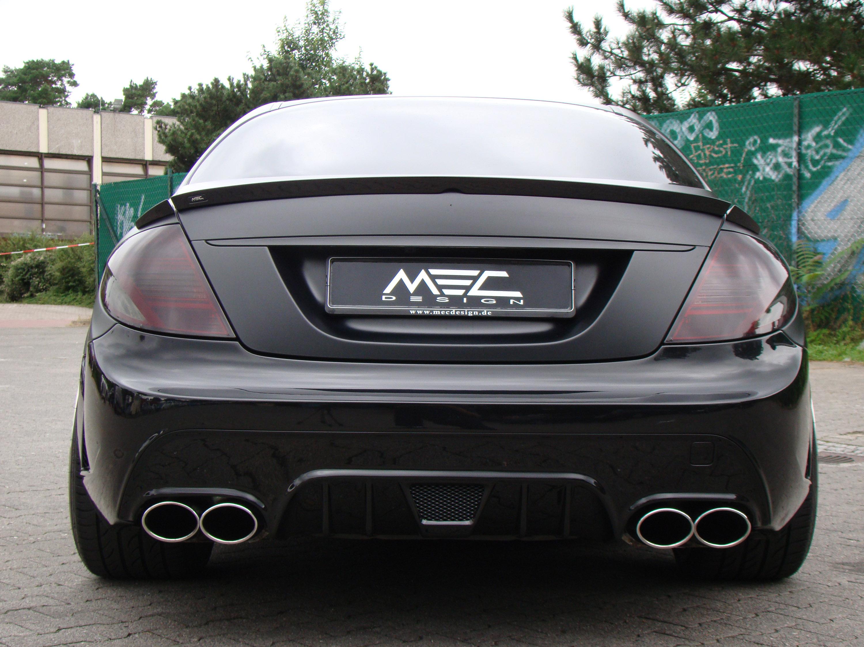 MEC Design Mercedes-Benz CL - фотография №6
