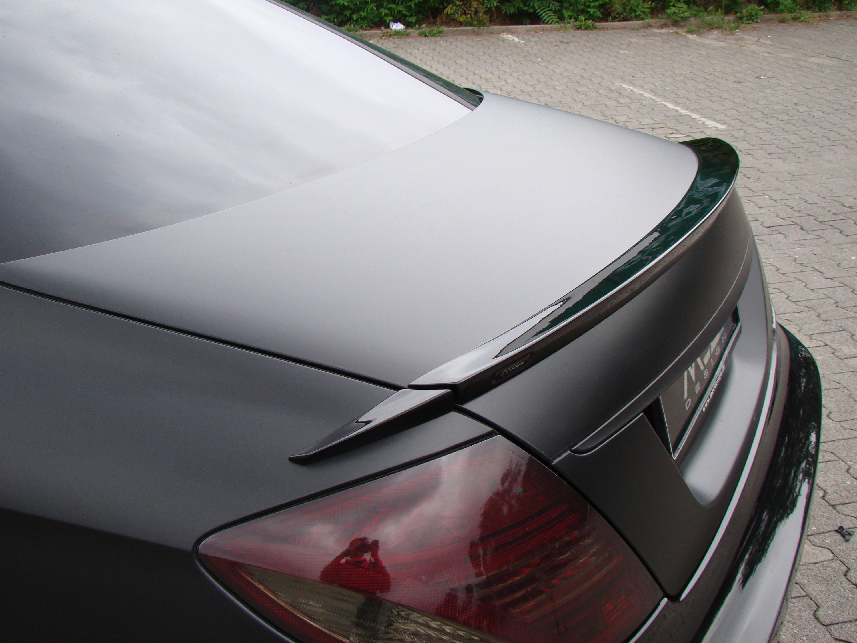 MEC Design Mercedes-Benz CL - фотография №7