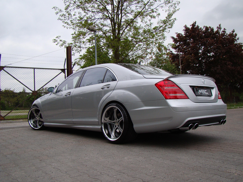 Mercedes-Benz S550 уточненный MEC Design - фотография №8