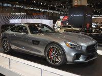 Mercedes-AMG GT Chicago 2015
