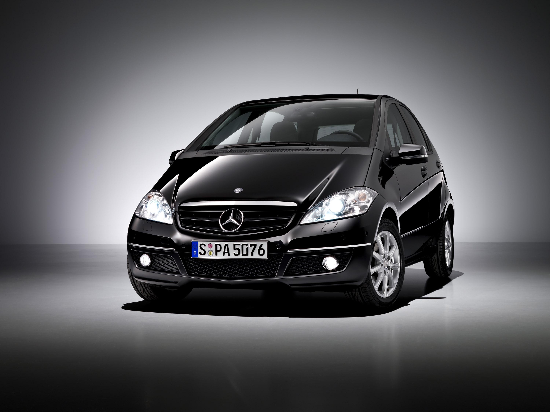 Mercedes-Benz A-Class Special Edition 2009 - фотография №3