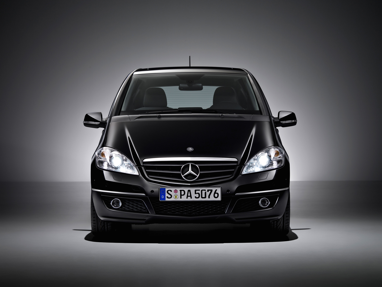 Mercedes-Benz A-Class Special Edition 2009 - фотография №4