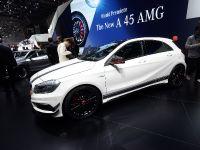Mercedes-Benz A45 AMG Geneva 2013