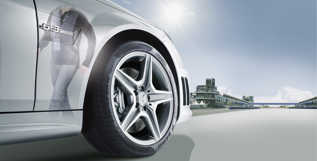 Mercedes-Benz Accessories GmbH представлена в 2008 Motorsports коллекции - фотография №2