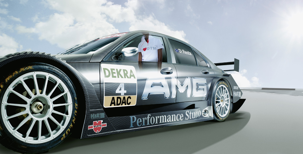 Mercedes-Benz Accessories GmbH представлена в 2008 Motorsports коллекции - фотография №3
