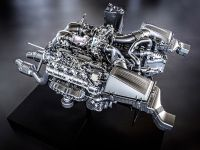 Mercedes-Benz AMG 4.0 liter V8 Bi-Turbo