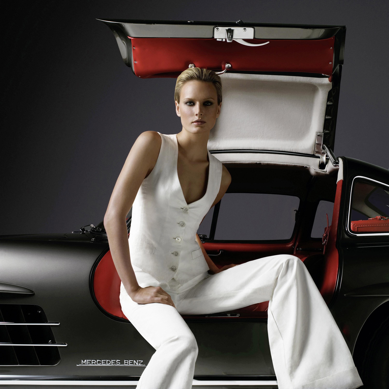Mercedes-Benz и мода - идеальный матч - фотография №5