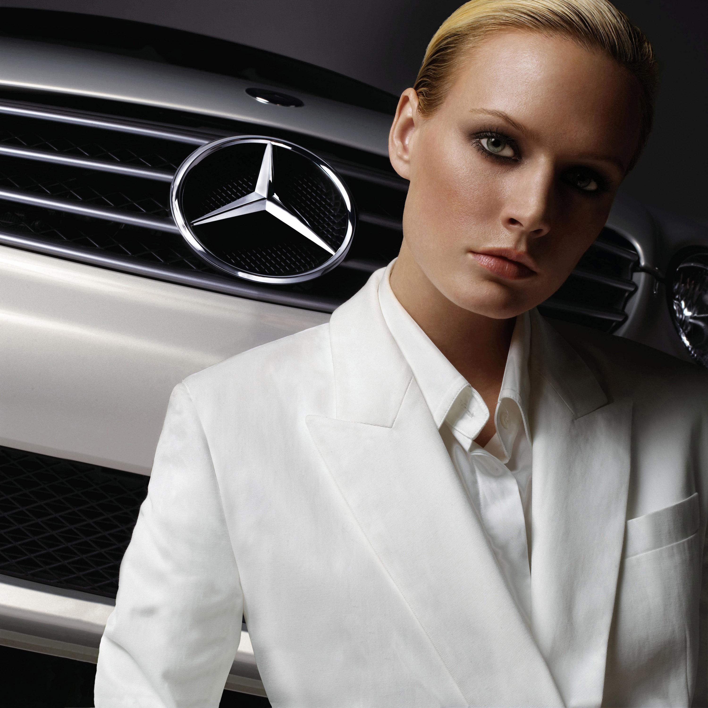 Mercedes-Benz и мода - идеальный матч - фотография №6