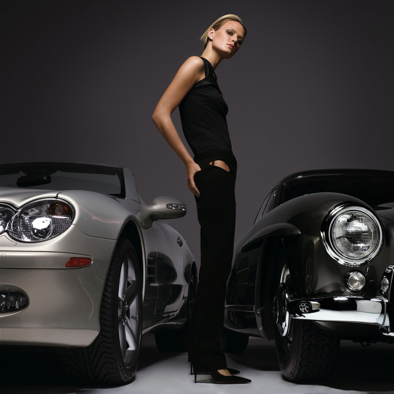 Mercedes-Benz и мода - идеальный матч - фотография №7