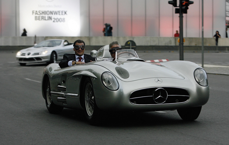 Mercedes-Benz и мода - идеальный матч - фотография №10