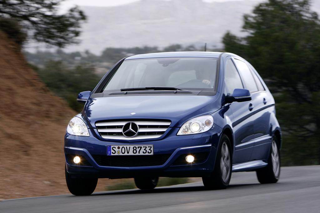 Mercedes-Benz B-Класс - фотография №2